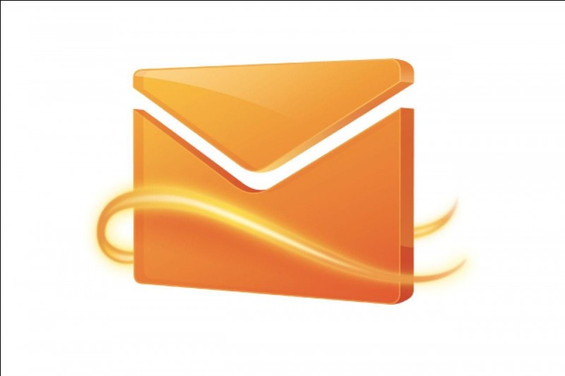 À quel service de messagerie Web cet autre logo représentant une enveloppe appartient-il ?