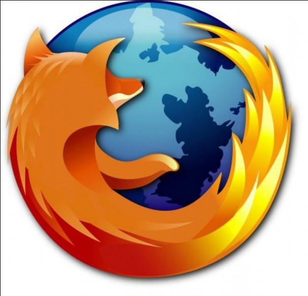 À quel navigateur web libre et gratuit ce logo représentant la terre appartient-il ?