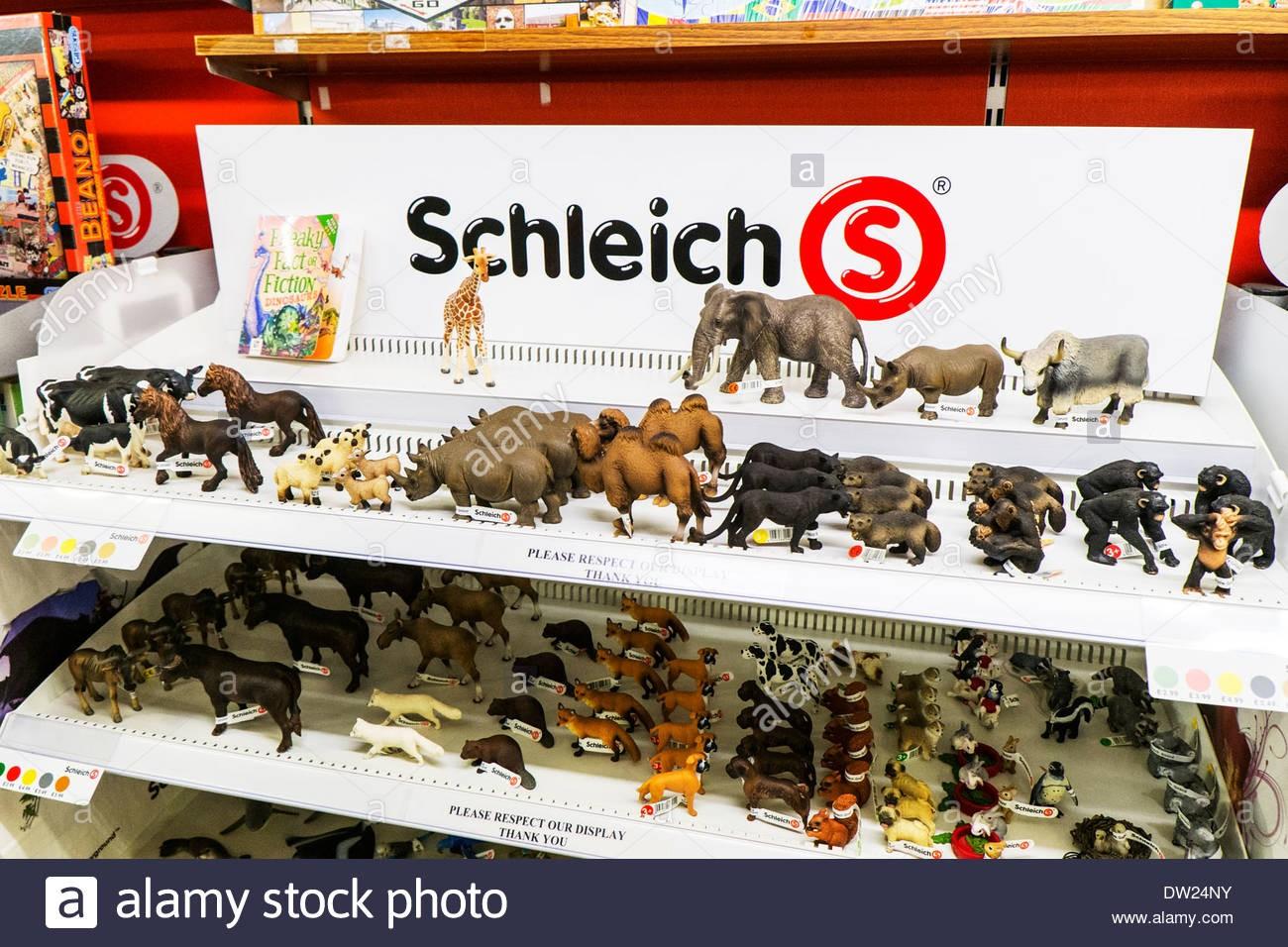 Les races de chevaux Schleich