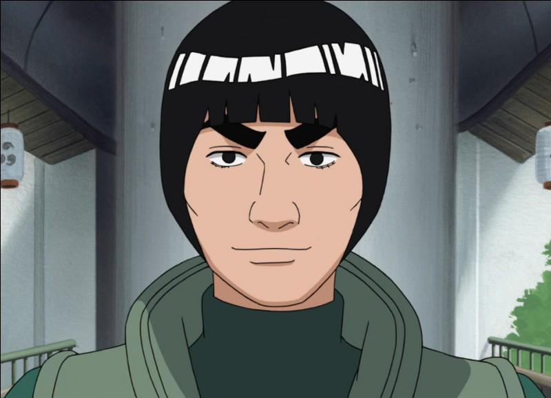 Gaï - Contre le clone de Kisame, quelle porte lui a permis d'utiliser la technique du Paon Matinal ?