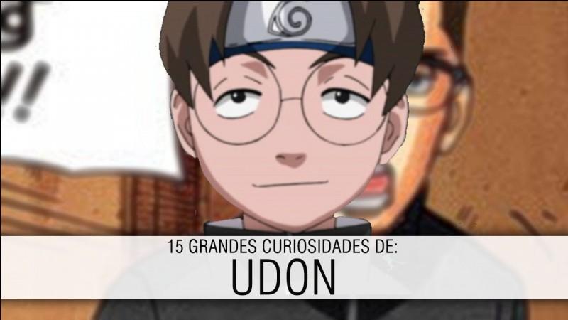 Udon - Quelle matière préfère-t-il ?