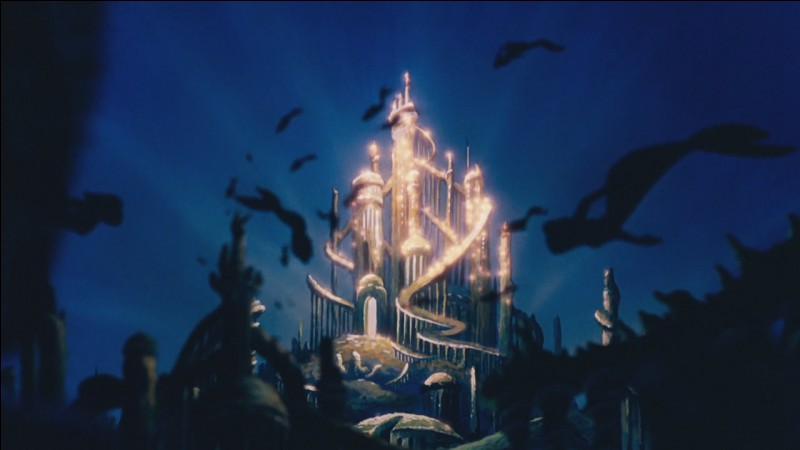 Dans quel royaume de l'océan le dessin animé se passe-t-il ?