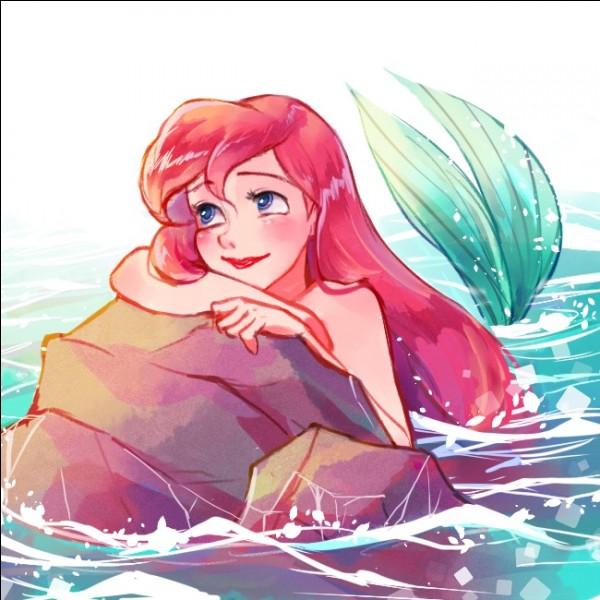 Quel est le plus grand rêve d'Ariel ?