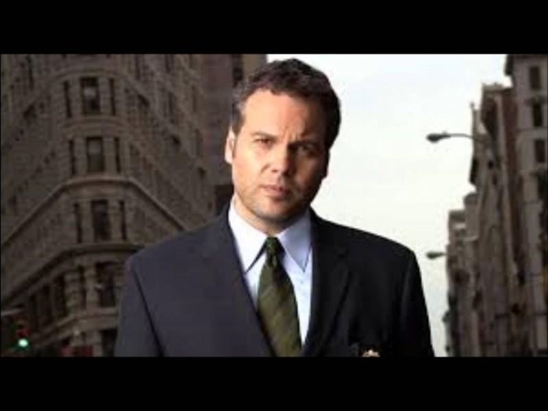 "Dans ""New York, section criminelle"" qui est Robert Goren ?"