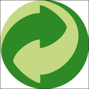 Que désigne ce point vert ?