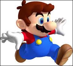 De quelle couleur est la casquette de Mario ?