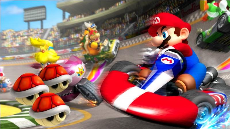"""Combien de personnages sont disponibles dans """"Mario Kart DS"""" à la fin ?"""
