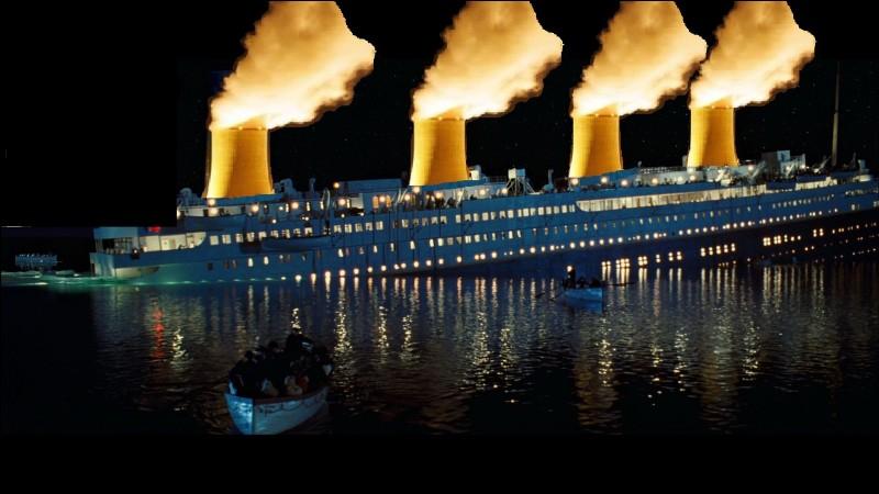 L'exemple de Titanic sert à démontrer ...