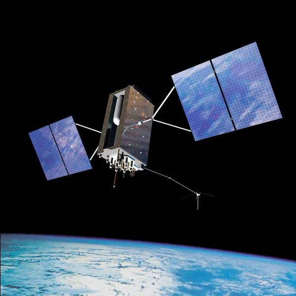 Du point de vue de Galilée, les satellites ont une trajectoire ...