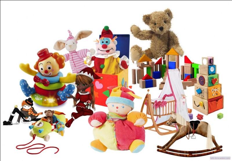 Et enfin, avec quel jouet de ces images voudrais-tu jouer ?