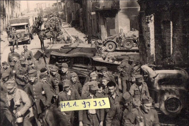 Quel pays décida-t-il d'envahir en septembre 1939 ?