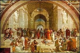 """Qui a peint """"L'École d'Athènes"""" ?"""