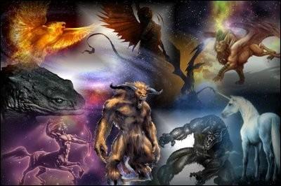 Ton animal mythique préféré est :