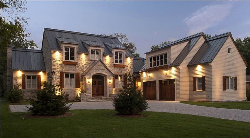 Ta maison ressemble plus...