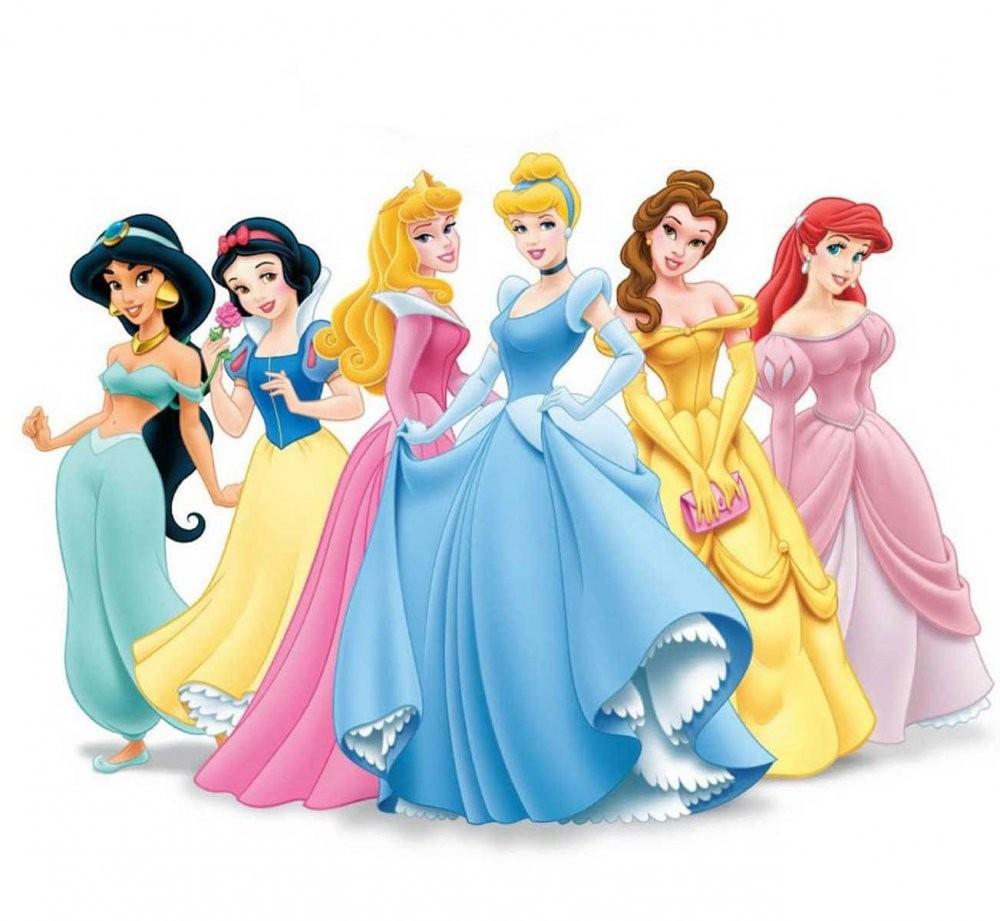 Quelle princesse 'Disney' aimeras-tu le plus un jour ?