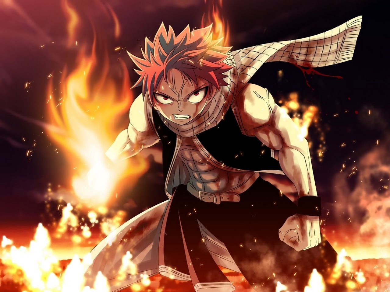 Fairy Tail, personnages (1)