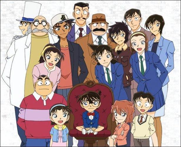 """Dans le manga de Gosho Aoyama, """"Detective Conan,"""" comment s'appelle (surnom et nom) le membre de l'organisation des Hommes en Noir que le boss préfère ?"""