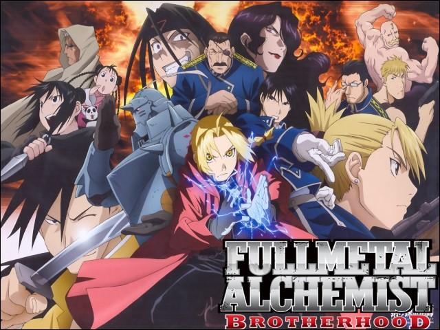 """L'alchimie est une science qui ennuie la plupart des gens. Mais, quand on rajoute les mots """"Fullmetall"""" et """"Brotherhood"""" on obtient le nom de ce manga qui transforme l'ennui en une aventure. Mais, pouvez-vous me donner le nom de l'amie d'enfance d'Edward et Alphonse ?"""
