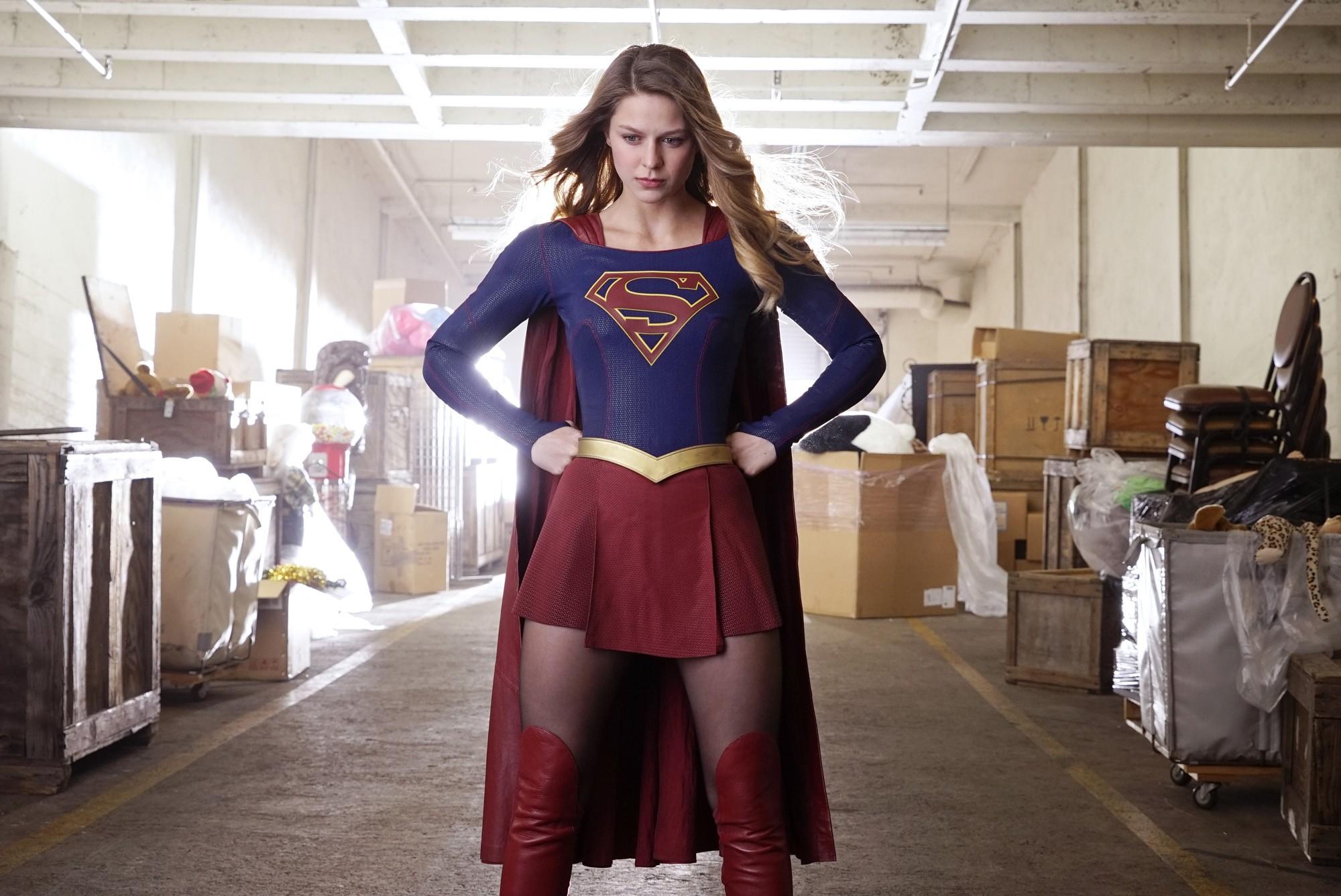 Supergirl : Saison 1