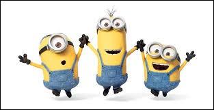 Dans quel film, les créatures jaunes appelés Minions ont-ils fait leur apparition pour la première fois ?