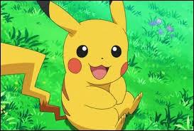 Quel est le nom de ce célèbre pokémon ?