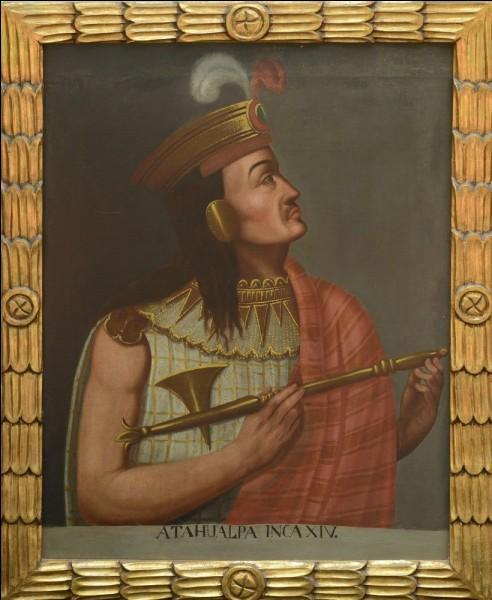 Je suis né en 1475 à Trujillo dans l'empire espagnol. J'ai conquis l'empire inca. Je suis aussi connu pour avoir attaqué, par surprise, l'empereur inca Atahualpa et pour l'avoir tué en 1533. Je suis...