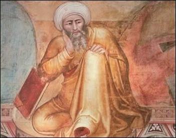 Quel est ce savant de l'Espagne musulmane, mort en 1198, qui commenta brillamment Aristote ?