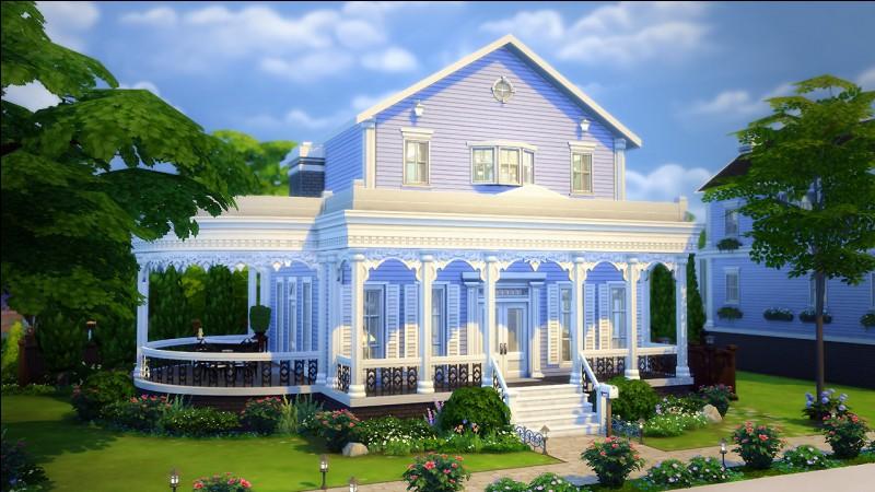 dans quel jeu peuton construire sa maison et choisir la. Black Bedroom Furniture Sets. Home Design Ideas