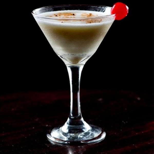 Qu'obtiendrez-vous en mélangeant du cognac, de la liqueur de cacao et de la crème ?
