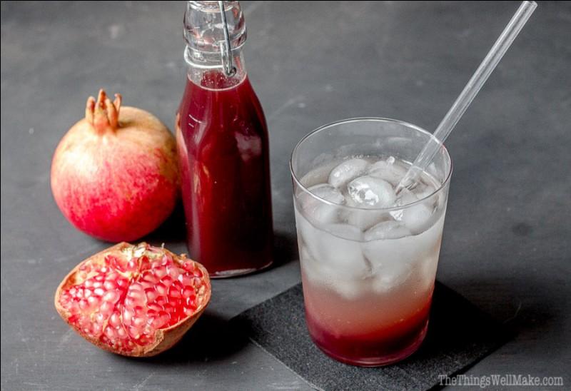 Dans quoi ajouterez-vous de la grenadine pour déguster un tango ?