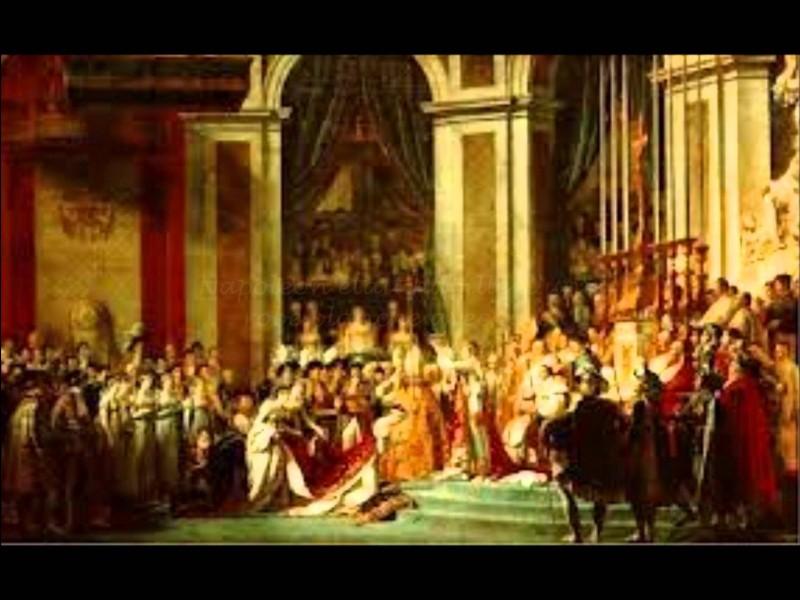 Je suis un homme d'État français qui a été empereur des Français du 2 décembre 1804 au 6 avril 1814. Je suis considéré comme un des meilleurs stratèges militaires de l'histoire. Qui suis-je ?