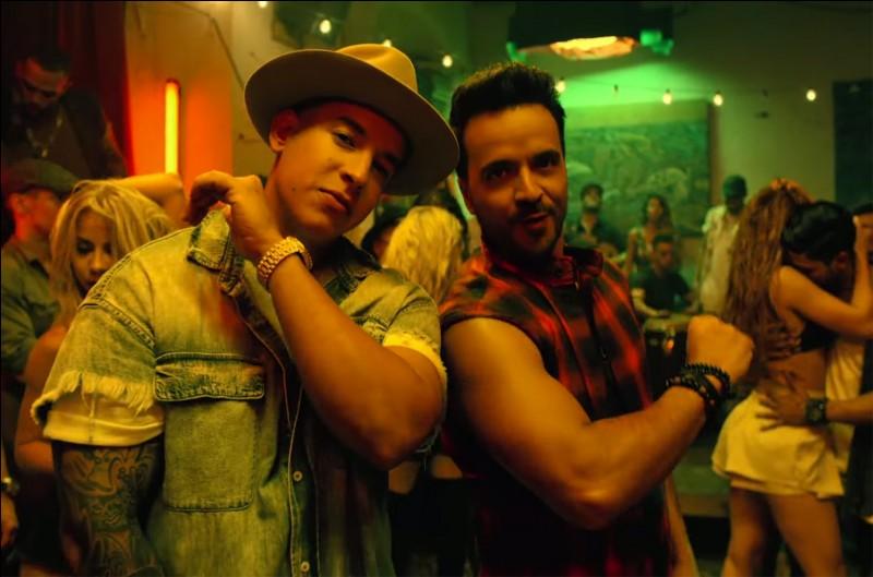 "Qui a chanté le phénomène ""Despacito"" avec Daddy Yankee ?"