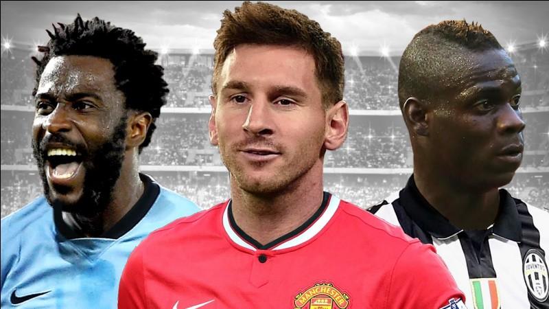 Lionel Messi joue dans quelle équipe ?