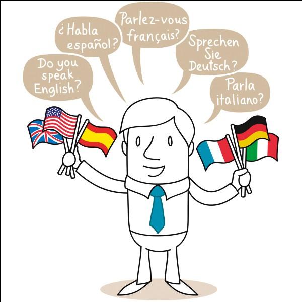 Messi ne sait pas parler quelle langue ?