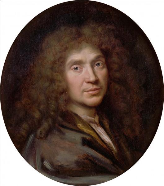 """Comment s'appelle l'auteur qui a publié """"Le Tartuffe"""" en 1664 ?"""