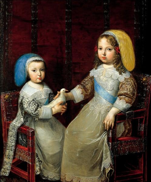 Comment s'appelle le frère de Louis XIV, né en 1640 ?