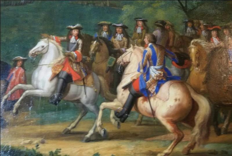 Quel événement insurrectionnel, ayant le même nom qu'un jouet, a marqué l'enfance de Louis XIV ?