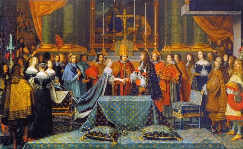 """À quelle date, Louis XIV a-t-il été sacré """"Roi"""" ?"""