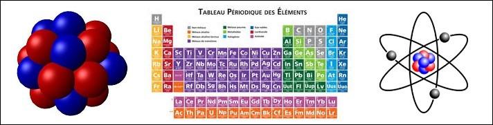 Sciences - Quel est l'atome le plus léger ?