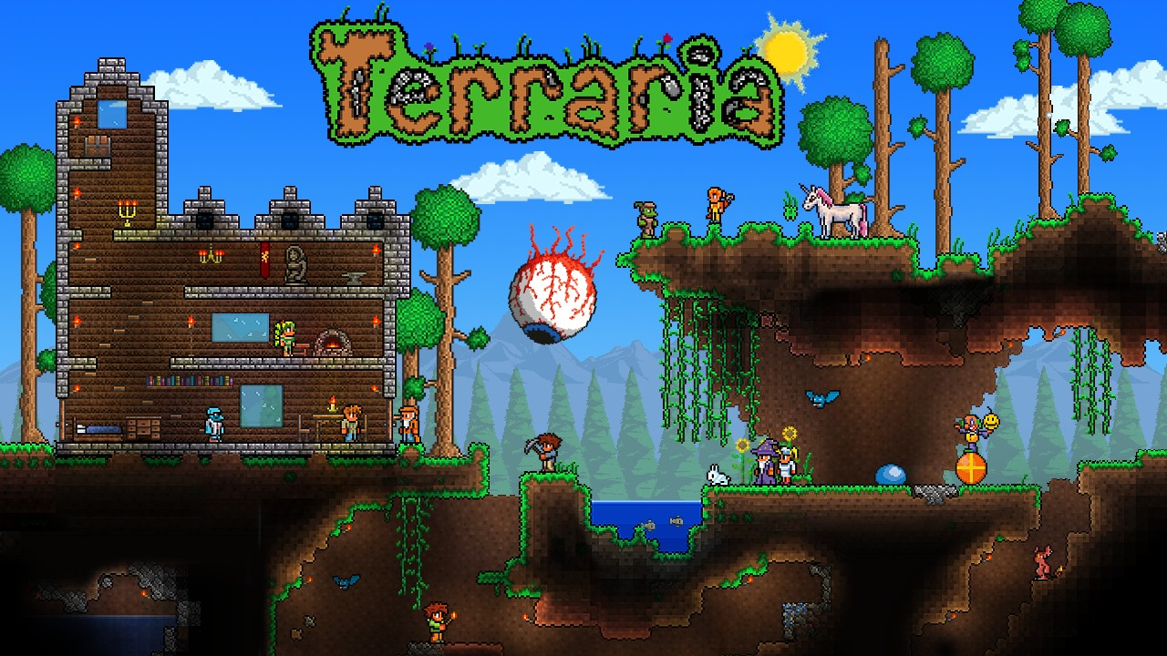 ''Terraria'' - Quiz