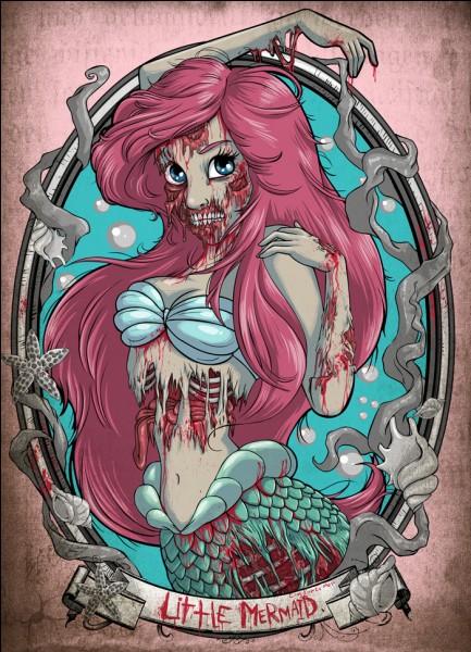 C'est une sirène et une grande amie d'un poisson nommé Polochon. Retrouvez son nom !