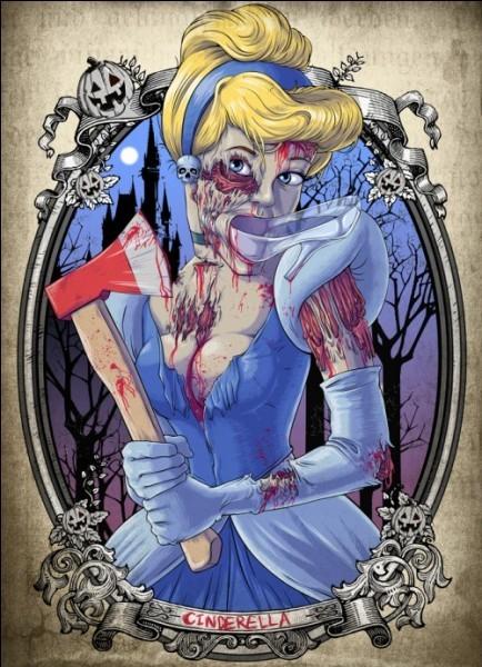 Disney 'zombifiées'