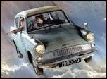 La voiture d'Arthur Weasley est une Ford ...