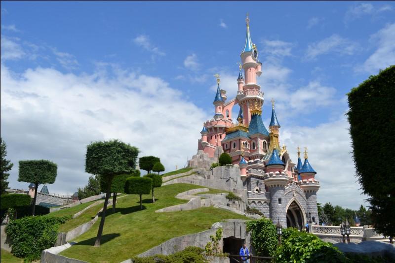 Ce parc est le plus important en France avec environ 15 millions de visiteurs par an. Il s'agit de...