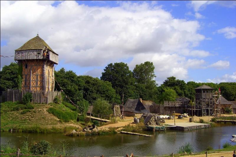 Ce parc a pour pour thème les spectacles historiques. Il s'agit du...