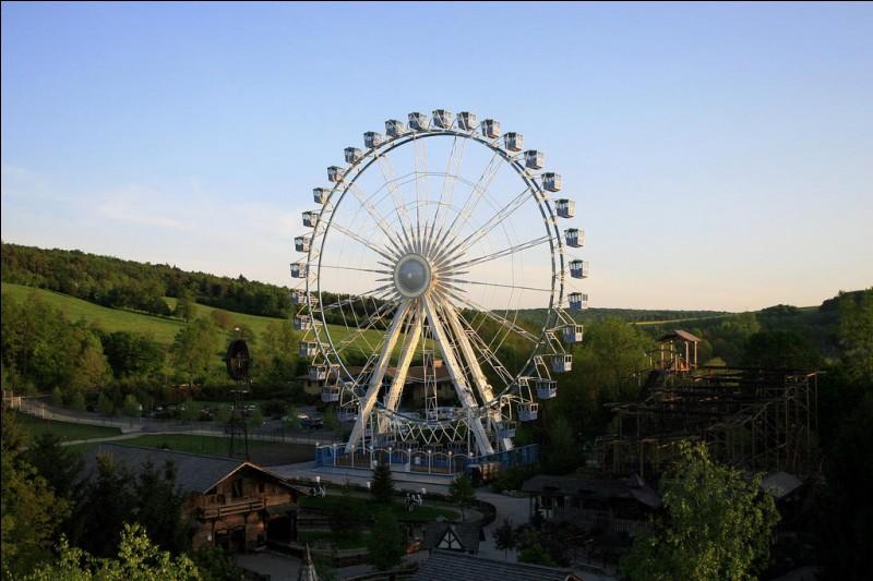 Ce parc se situe dans l'Aube et a accueilli en 2016 environ 600 000 visiteurs. Il s'agit de...