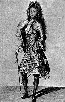 Personne que Louis XIV eut avec une de ses nombreuses femmes, qui est-il ?