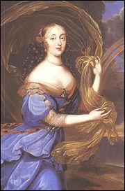Personne dont la beauté impressionait tous les contemporains, qui est-elle ?