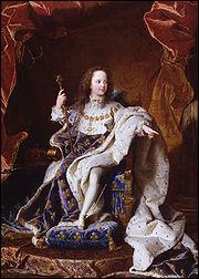 Personne  que Louis XIV ne connut pas longtemps (5 ans tout au plus), qui est-il ?
