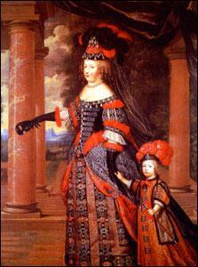 Personne qui fût liée à Louis XIV à la suite du traité des Pyrénées, qui est-elle ?